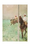 Jockeys before the Race, C.1878-79