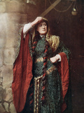 Miss Ellen Terry (1847-1928), from a Photograph by Window and Grove