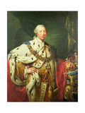 Portrait of George III (1738-1820) in His Coronation Robes, C.1760
