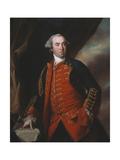 Lieutenant Colonel William Phillips (1731-81) 1764