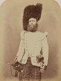 Drummer John Rennie, 72nd (Duke of Albany's Own Highlanders) Regiment of Foot