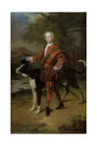 Portrait of John Campbell (1696-1782) Lord Glenorchy, Later 3rd Earl of Breadalbane, 1720s