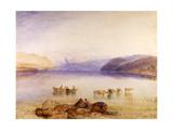 Ullswater, Cumberland, C.1835