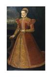 Portrait of an Unknown Lady, C.1575