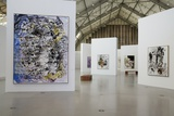 Gallery Interior During the Exhibition 'Georg Baselitz: the Russian Paintings', 2007-08