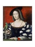 Princess Marguerite of Angouleme, C.1530