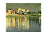 Banks of the Seine at Argenteuil, 1889