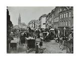Whitechapel High Street, Looking East, 1890