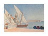Collioure, Les Balancelles, 1887