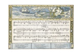 The Mermaid', Song Illustration from 'Pan-Pipes', a Book of Old Songs, Newly Arranged and with?