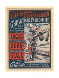 Theatre Royal Covent Garden Christmas Pantomime
