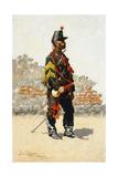 Bugler of the Cavalry, 1889