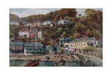 Clovelly from the Quay
