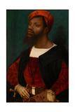 Portrait of an African Man, C.1530