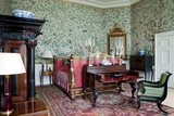 Leicester Room, Chatsworth House, Derbyshire