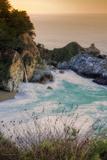 Scene at Waterfall Beach II