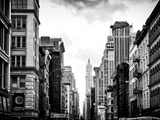 Architecture and Buildings, Urban Scene, 401 Broadway, Lower Manhattan, NYC