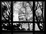 Window View, Special Series, Sacre-C?ur Basilica at Montmartre View, Paris
