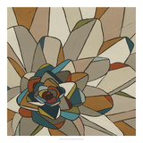 Stained Glass Floral II