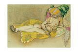 The Yellow Sultana, 1916