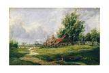 Landscape, c.1837
