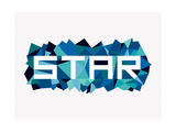 Star - Geometric Design