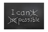 I Can, Possible