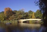The Lake, Central Park, Manhattan, New York, USA
