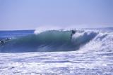 Surfers, Zuma Beach, Malibu, California, USA