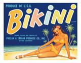 Bikini Brand - Produce of U.S.A.