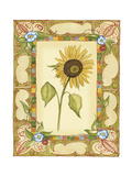 French Country Sunflower II