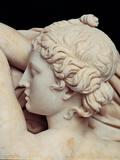 Sleeping Hermaphrodite, 2nd Century, Luni Marble, Full Relief