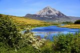 Mount Errigal in Donegal, Ireland
