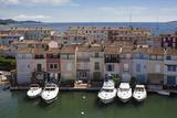Port Grimaud, Var, Provence-Alpes-Cote D'Azur, Provence, France, Mediterranean, Europe