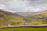 Swaledale in the Yorkshire Dales National Park, Yorkshire, England, United Kingdom, Europe