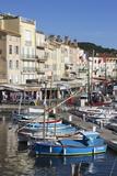 View of Harbour, Saint-Tropez, Var