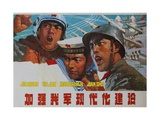 Modernize Our Military, Chinese Cultural Revolution Propaganda