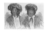 Illustration of Two Choctaw Men