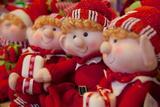 Christmas Elves, England, United Kingdom, Europe