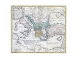 Map of the Ancient Greek World