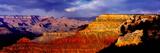 Spectators at the Grand Canyon, Grand Canyon, Grand Canyon National Park, Arizona, USA