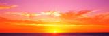 Sunset Perth Australia