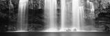 Waterfall in a Forest, Llanos De Cortez Waterfall, Guanacaste Province, Costa Rica