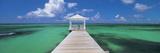 Pier in the Sea, Bahamas