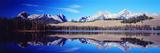 Little Redfish Lake Mountains Id USA