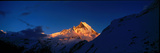 Annapurna Conservation Area Nepal