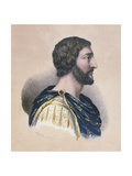 Portrait of Charlemagne