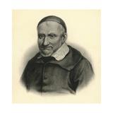 Portrait of Saint-Vincent De Paul