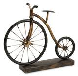 Penny Bicycle Table Accent