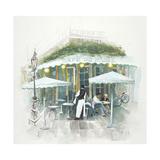 Cafe De Paris Afternoon